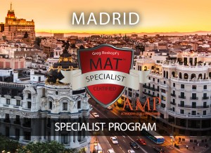 MADRID INTERNSHIP